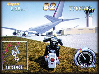 harley davidson arcade game - arcade games - the coin drops here
